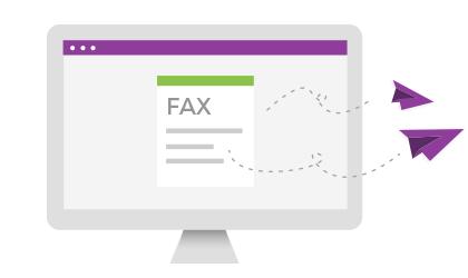 Avec MonFax, envoyez simplement vos fax