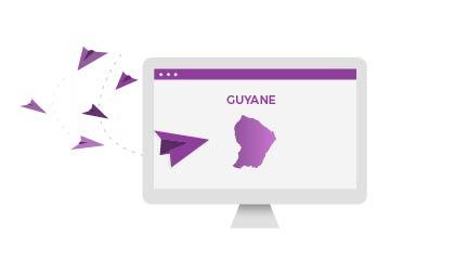 Obtenez un numéro de fax en Guyane