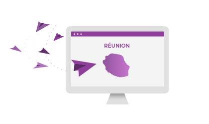 Obtenez un numéro de fax à la Reunion